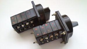 пакетный выключатель
