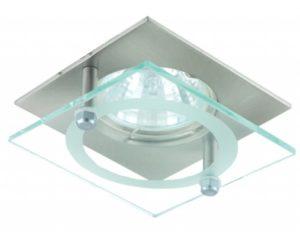 светильники потолочные квадратные