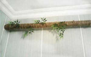 Как задекорировать распределительную коробку на стене