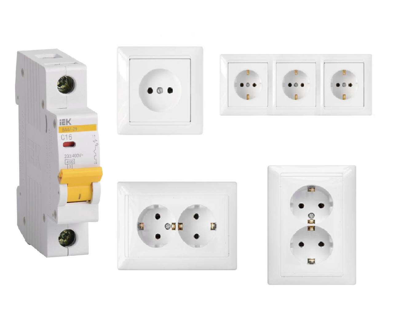 Лучшие выключатели и розетки для дома